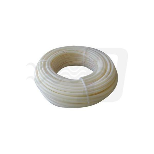 Tubo in polietilene reticolato cobra pex bianco tiemme for Tubo pex vs tubo di rame