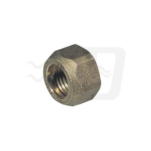 Dado di serraggio per tubo cobra pex tiemme for Tubo pex vs tubo di rame