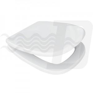 Ceramica Dolomite Serie Fleo.Sedile Wc Per Dolomite Vaso Fleo Bianco Dianhydro