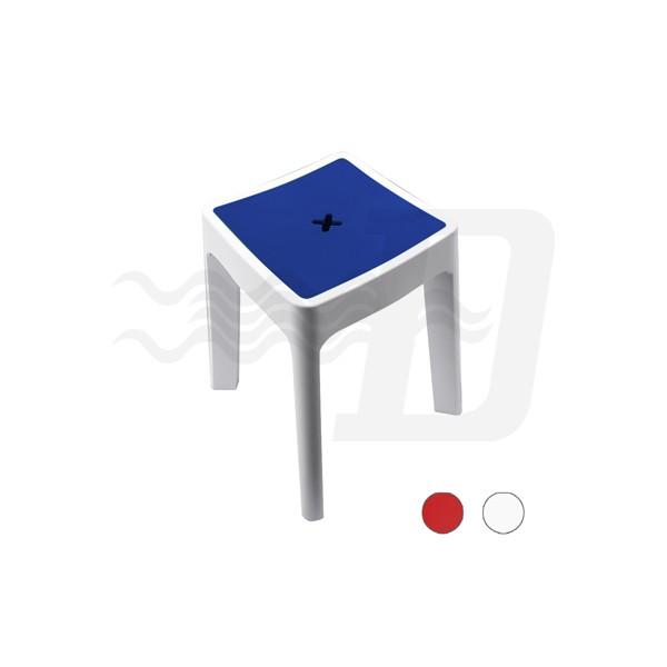 Sgabello contenitore modello keope metaform metaform - Sgabello contenitore bagno ...