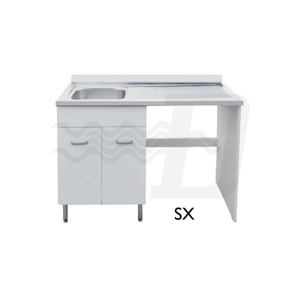 Sottolavello per lavastoviglie lavello inox lmc - Mobile per lavastoviglie ...